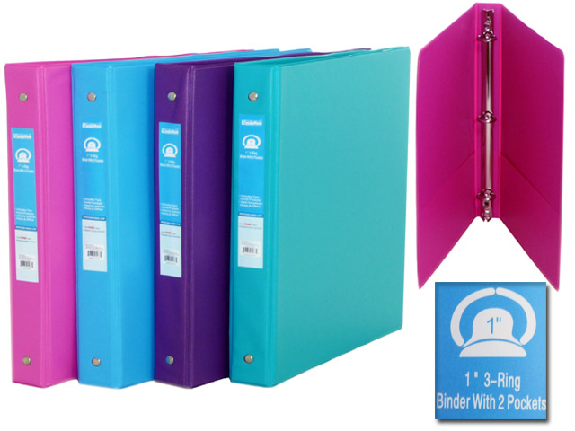 Binder Folder Wholesale 99 Cents Items Dollar Store And