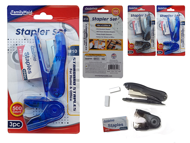 Scissor / Staple / Tape