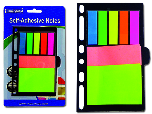 Stamp Pad/Sticky Notes