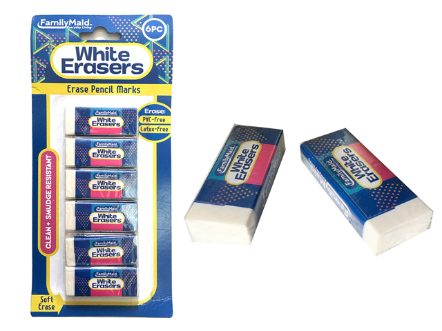 Glue/White Out/Eraser