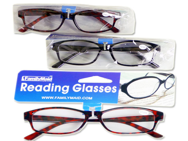 Eyeglass Repair, Reading Glasses